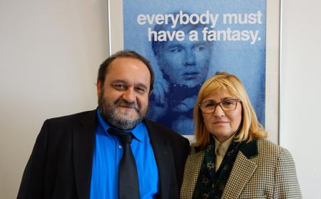 Flensburgs Stadtpräsidentin Swetlana Krätzschmar sagt Universität Flensburg Unterstützung zu