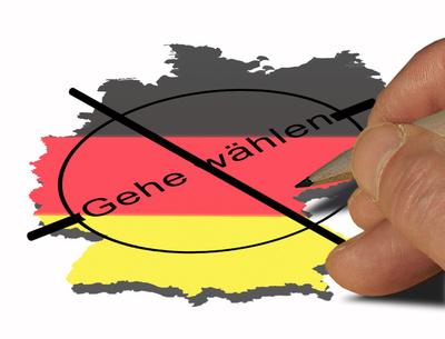 Bundestagswahl 2013 – Änderungen bei Flensburger Wahllokalen und Veröffentlichung der Wahlergebnisse