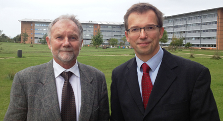 "Prof. Dr. Bernd Möller ist neuer Leiter des Studiengangs ""Energy and Environmental Management in Developing Countries"""