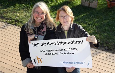 UNI Flensburg – Stipendien – die unterschätzte Finanzierungsquelle