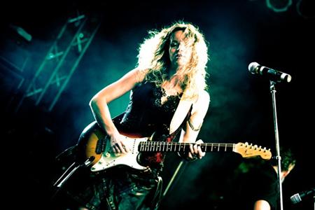 Ana Popovic live im Roxy Concerts Flensburg