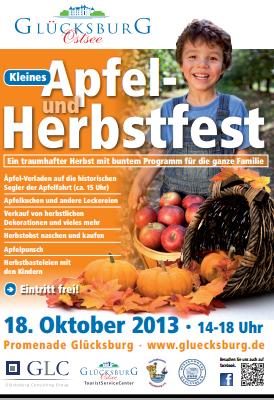 Apfeltage – Apfelfest in Flensburg an der Förde