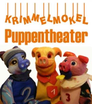 Krimmelmokel Puppentheater mit vier Vorführungen im Deutschen Haus Flensburg