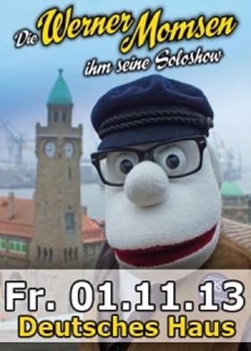 NDR Momsen live im Deutschen Haus Flensburg