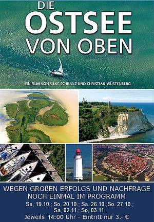 Gern gesehen in Flensburg: Ostsee von oben wieder im Kino 51 Stufen
