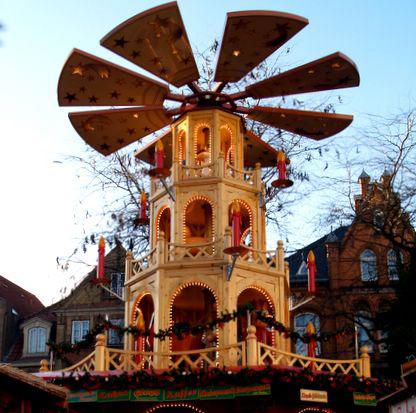 Weihnachten und Weihnachtsmärkte in Flensburg – Bitte jetzt Infos zusenden