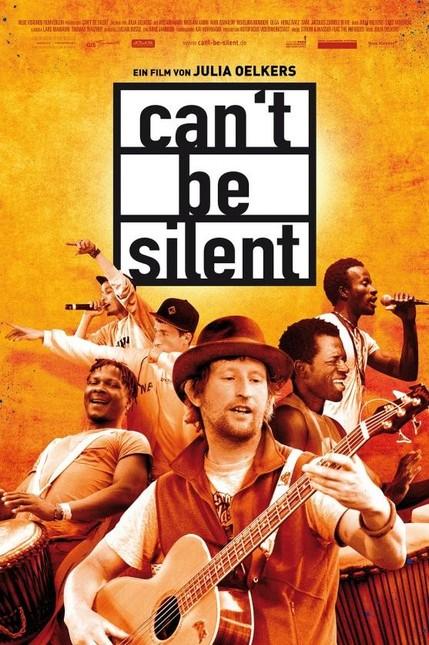 """Filmvorführung """"Can't be silent"""" im KKI-Laboratorium"""