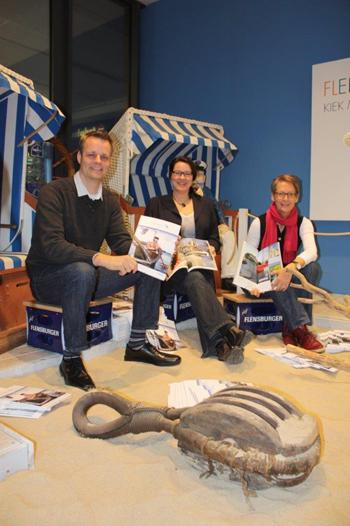 Jetzt gibt es das neue Urlaubsmagazin 2014 für Flensburg und die Region