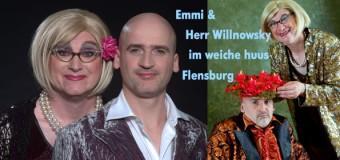 Kult im Weiche Huus Flensburg: Emmi & Herr Willnowsky live