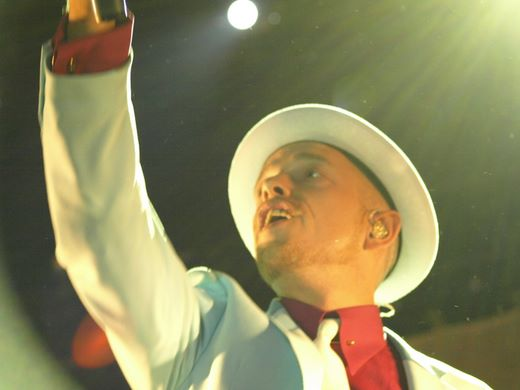 Jan Delay kehrt zurück nach Flensburg – Disko No.1 Party in der Flensarena