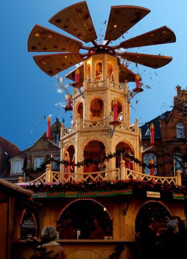 Der Weihnachtsmarkt 2013 in Flensburg – Auf zur fröhlichen Punschmeile