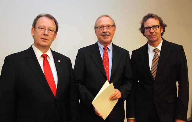 Dr. Klaus Rave – Pionier der Windbranche wird Honorarprofessor an der FH