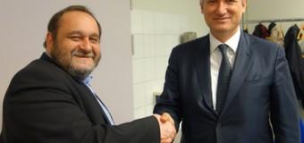 UNI Flensburg – Türkische Delegation verschafft sich einen Überblick