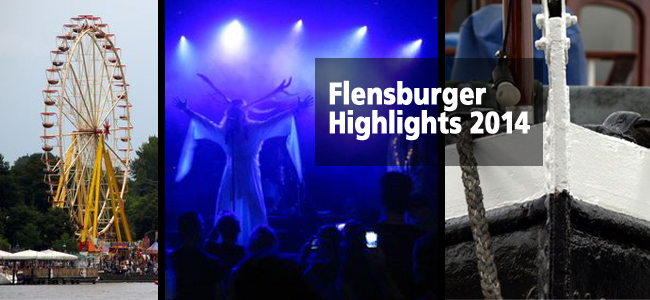 Auf ein Neues! Die Flensburger Event-Highlights 2014