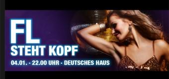 Heißer Start ins Jahr 2014! Flensburg steht Kopf im Deutschen Haus