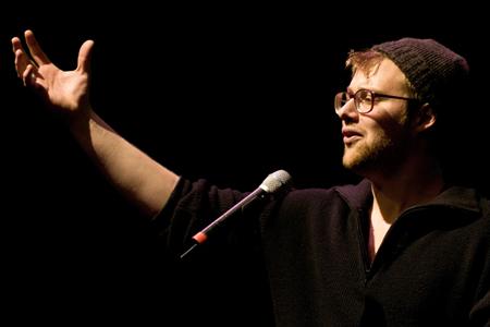 Poetry Slam im Kühlhaus Flensburg