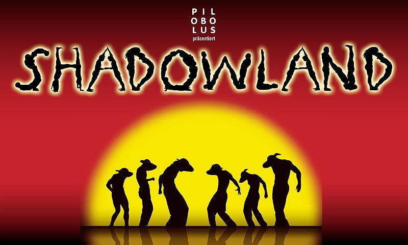 Pilobolus Dance Theater präsentiert Shadow Land im Flensburger Deutschen Haus