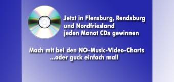 Die Music-Video-Charts – ab sofort jeden Monat CDs zu gewinnen