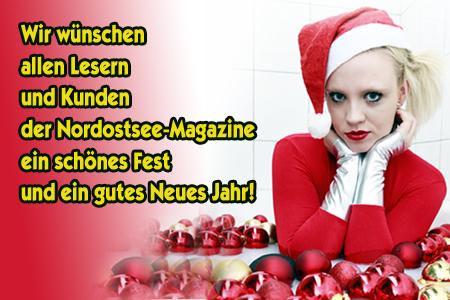 Statt Email-Bombe! Wir wünschen ein schönes Fest und ein gutes Jahr 2014