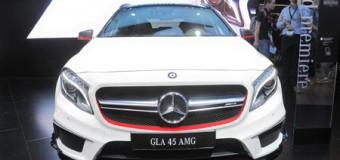 Traumauto für Mercedes Fans – Mercedes-Benz GLA 45 AMG – in Detroit vorgestellt