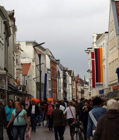 Marketingpaket PACT 2 für Flensburg – U.a. soll die dänische Bevölkerung noch mehr umworben werden