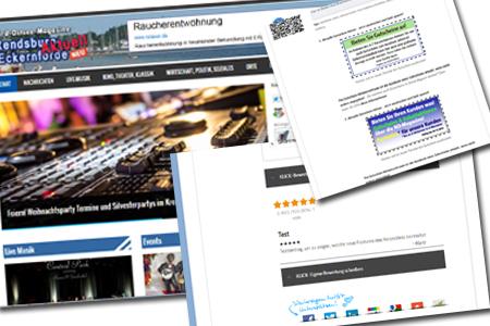 Flensburg – Das war 2013, das kommt 2014 – Viele neue Features bei Flensburg-Szene