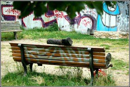 Obdachlose in Flensburg – Hilfe auch und gerade im Winter