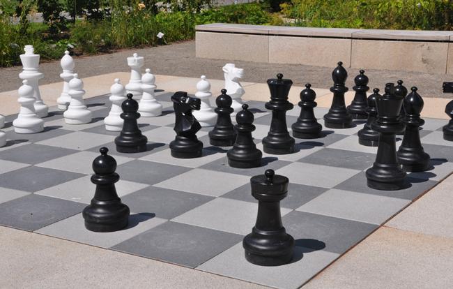 Flensburg Galerie präsentiert die 5. Flensburger Schachwoche