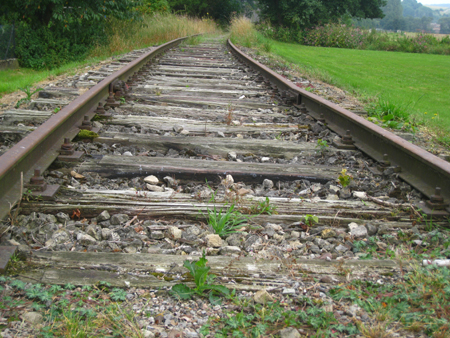 Et historisk løft af jernbanen – udenom grænseregionen – Bürgermeister der Grenzregionen enttäuscht von der Dänischen Bahn