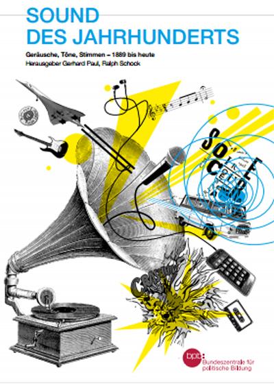 Prof. Dr. Gerhard Paul aus Flensburg stellt das erste Soundbuch vor