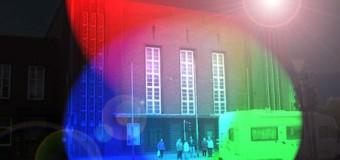 Das Deutsche Haus in Flensburg soll eine neue Lichtinstallation bekommen – Sponsoren gesucht