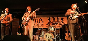 Live im Flensburger Roxy: The Beatles Connection