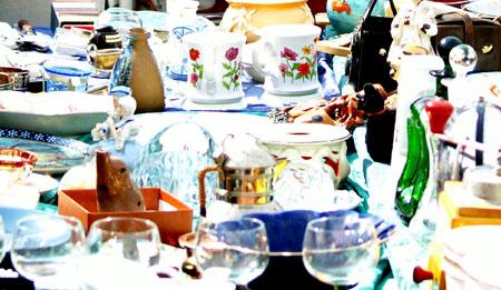 Antik- und Sammlermarkt im Deutschen Haus Flensburg