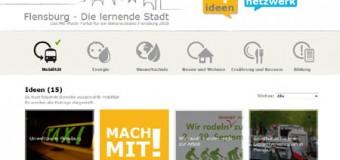 Nun aber gucken! Jetzt kommt das Mitmach-Portal für ein klimaneutrales Flensburg 2050