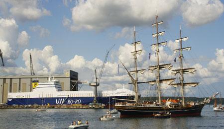 Flensburger Werft FSG erhält Aufträge für zwei weitere komplexe Offshore-Schiffe