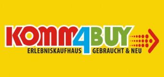 "Komm doch vorbei: KOMM4BUY veranstaltet ""Mini-Messe"" in Flensburg"