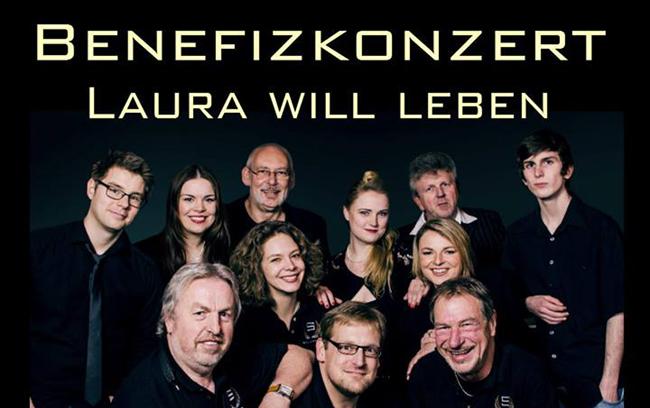 Laura soll leben – Benefizkonzert in Meiers Plunschli in Husby