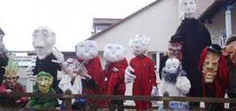 Der Maskenkarneval geht am 2. März in Flensburg auf die Straße