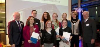 Dr.-Hans-Adolf-Rossen-Preis wurde in der  Industrie- und Handelskammer zu Flensburg verliehen