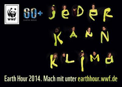 Klimapakt Flensburg ruft auf zum Mitmachen – Earth Hour 2014 am 29. März