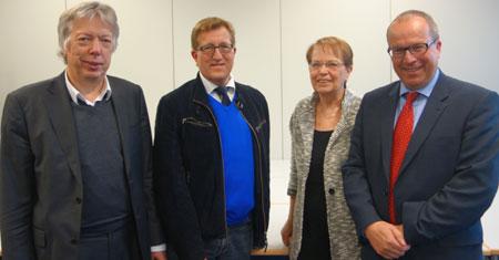 Der neue Hochschulrat der Universität Flensburg hat sich konstituiert
