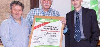 4. Flensburger Stadtwerke-Lauf: Laufen für den Klimaschutz!