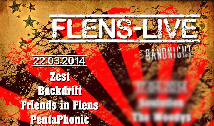 Flens Live –  DER Livemusik-Abend in der Flensburger Imagine Bar