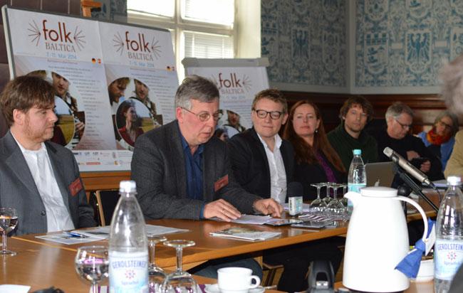 Flensburg feiert 10 Jahre folkBALTICA mit großem Jubiläumsprogramm