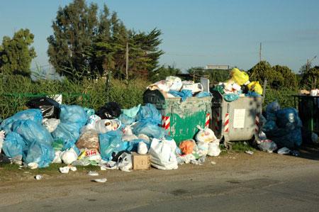 Warnstreiks auch in Flensburg – Müllabfuhr verschiebt sich daher