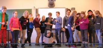 Erfolgreich! Theaterworkshop zum deutsch-dänischen Krieg mit Flensburger Schülern