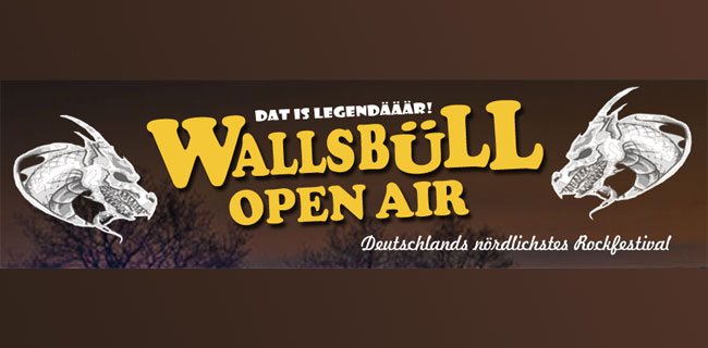Wallsbüll Open Air 2014 – Zwei Tage Riesenparty mit Top Bands