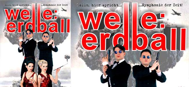 Welle Erdball – mit Arcade-Automaten und viel Commodore 64-Flair – live im Roxy Flensburg