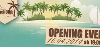 Der Sommer kann kommen – BeachClub Flensburg eröffnet wieder