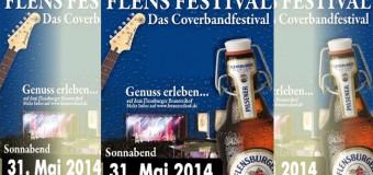 Flensburg feiert! Flens-Festival – das Partybandfestival des jahres